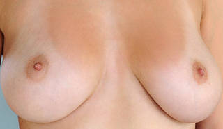 Close-up nipples pics.